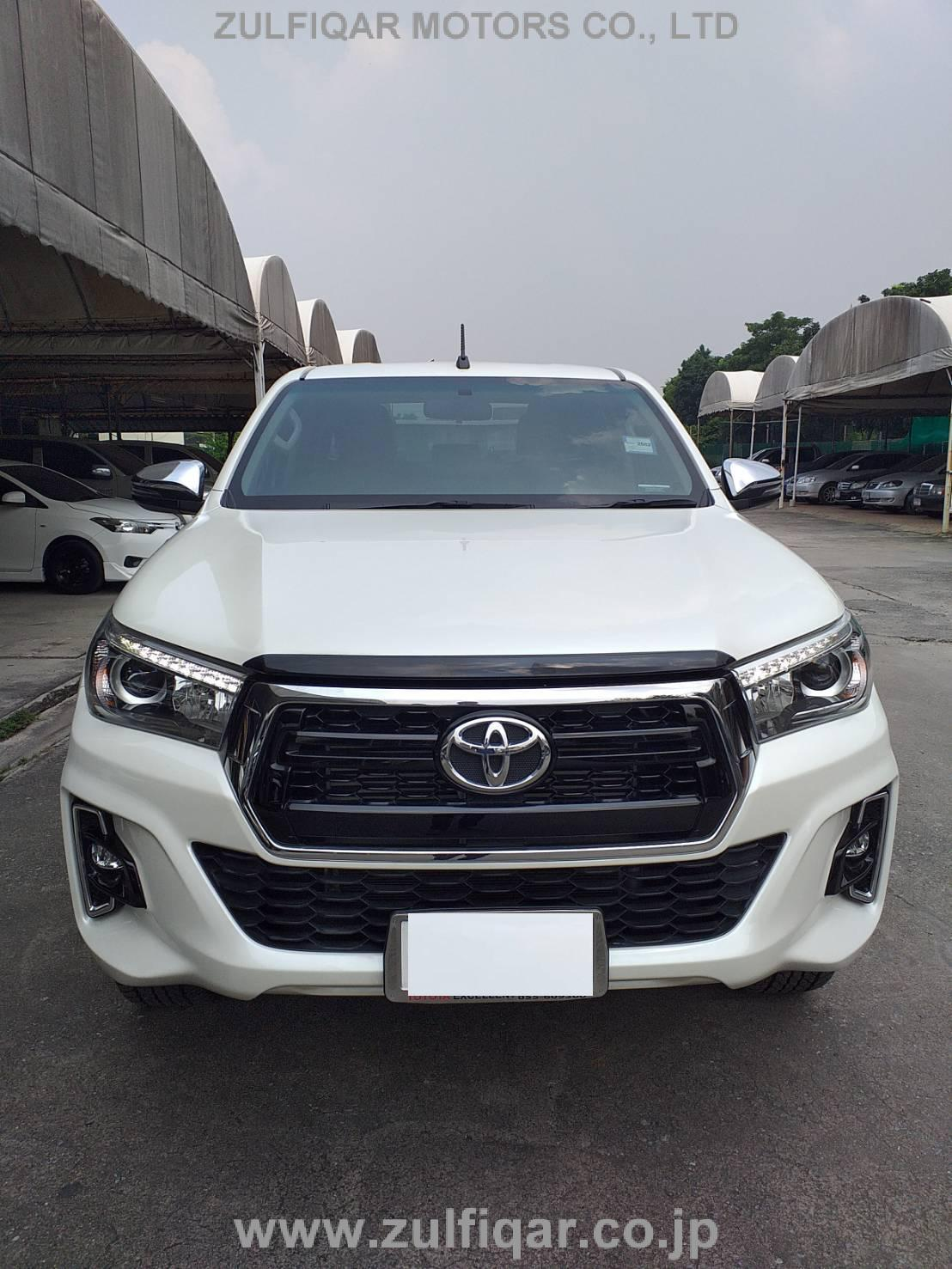 TOYOTA HILUX PICK UP 2017 Image 1