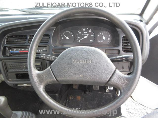 SUZUKI CARRY TRUCK 1996 Image 8