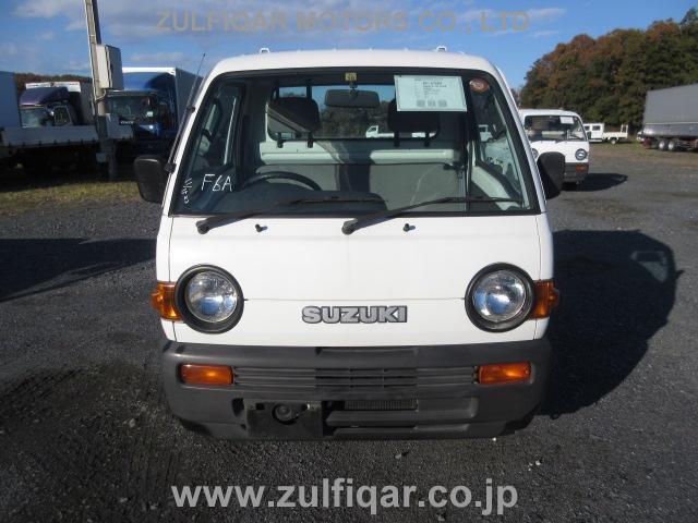 SUZUKI CARRY TRUCK 1995 Image 2