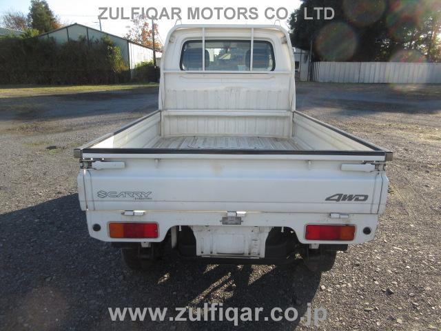 SUZUKI CARRY TRUCK 1995 Image 4