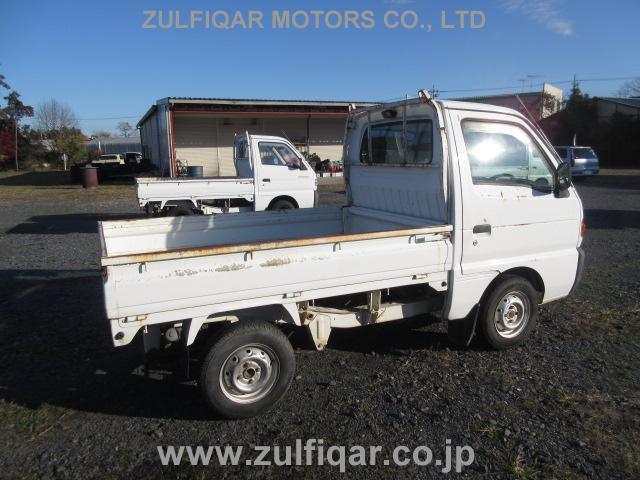 SUZUKI CARRY TRUCK 1998 Image 3