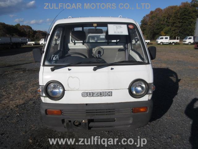 SUZUKI CARRY TRUCK 1993 Image 2