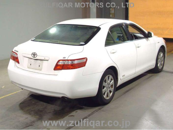 TOYOTA CAMRY 2007 Image 4