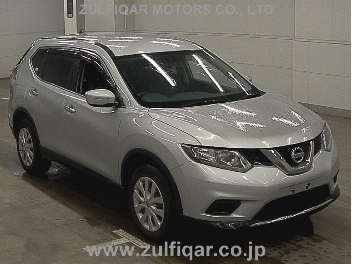 NISSAN X-TRAIL 2014 Image 1