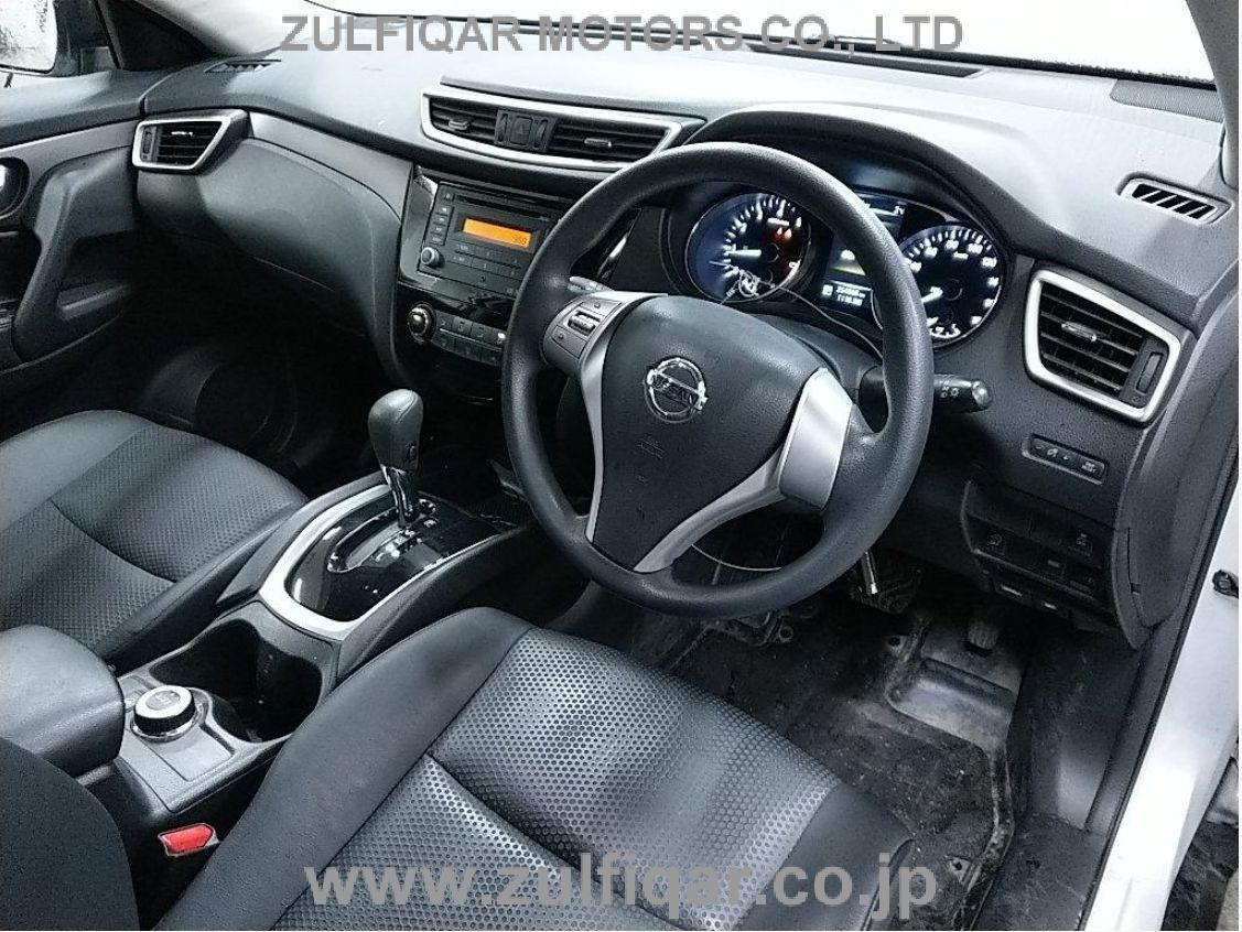 NISSAN X-TRAIL 2014 Image 3