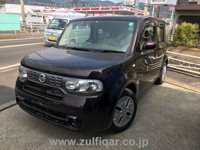 NISSAN CUBE 2014 Image 1
