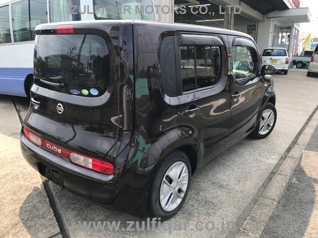 NISSAN CUBE 2014 Image 2