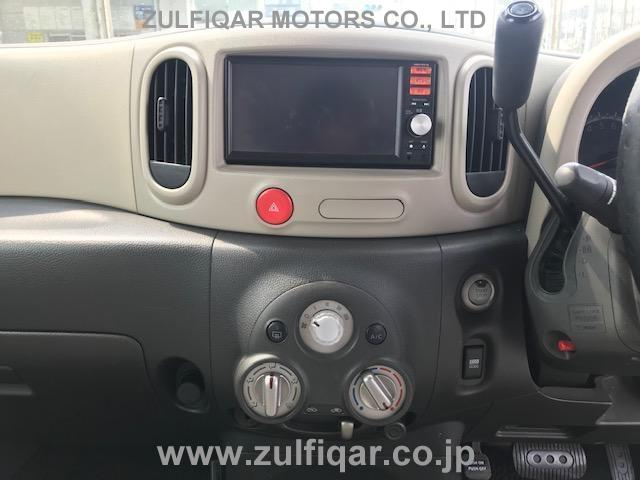 NISSAN CUBE 2014 Image 5