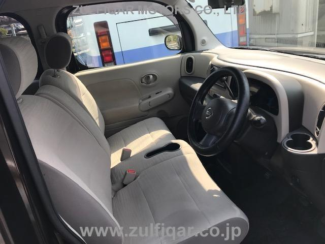 NISSAN CUBE 2014 Image 6