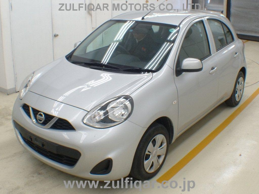 NISSAN MARCH 2016 Image 3