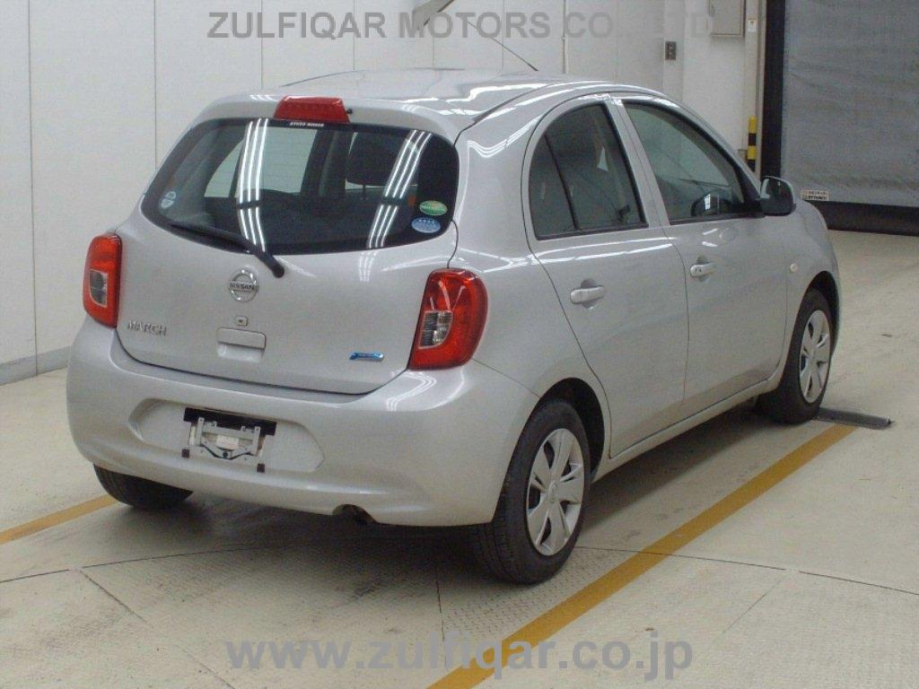 NISSAN MARCH 2016 Image 4