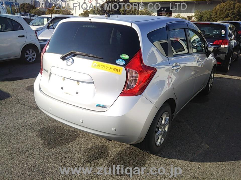 NISSAN NOTE 2014 Image 2