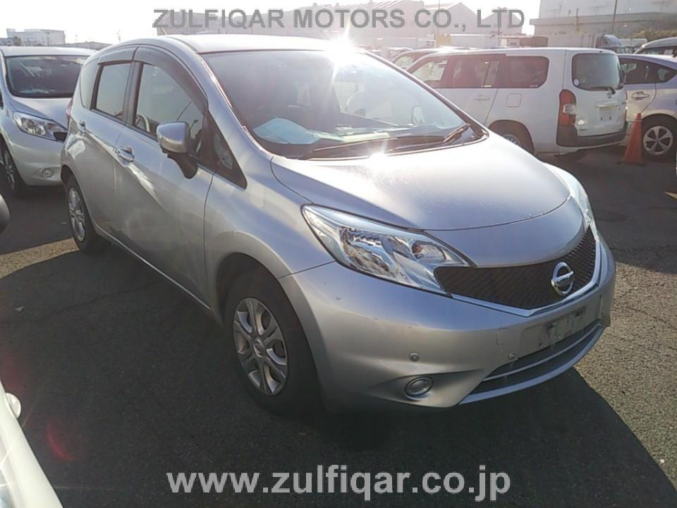 NISSAN NOTE 2014 Image 6