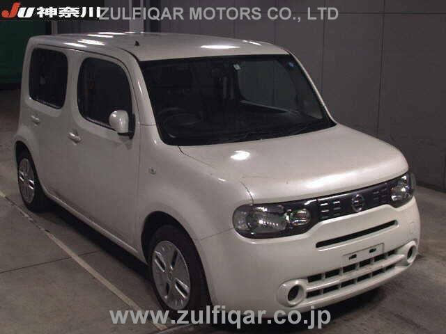 NISSAN CUBE 2016 Image 1