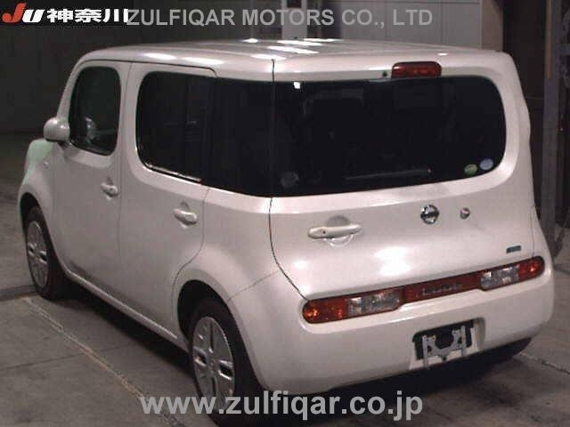 NISSAN CUBE 2016 Image 2