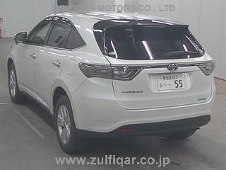 TOYOTA HARRIER 2016 Image 2
