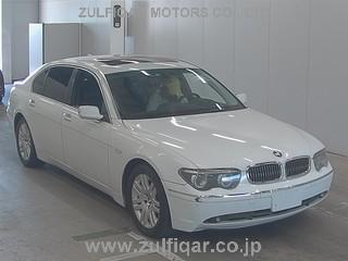 BMW 7 SERIES 2003 Image 1