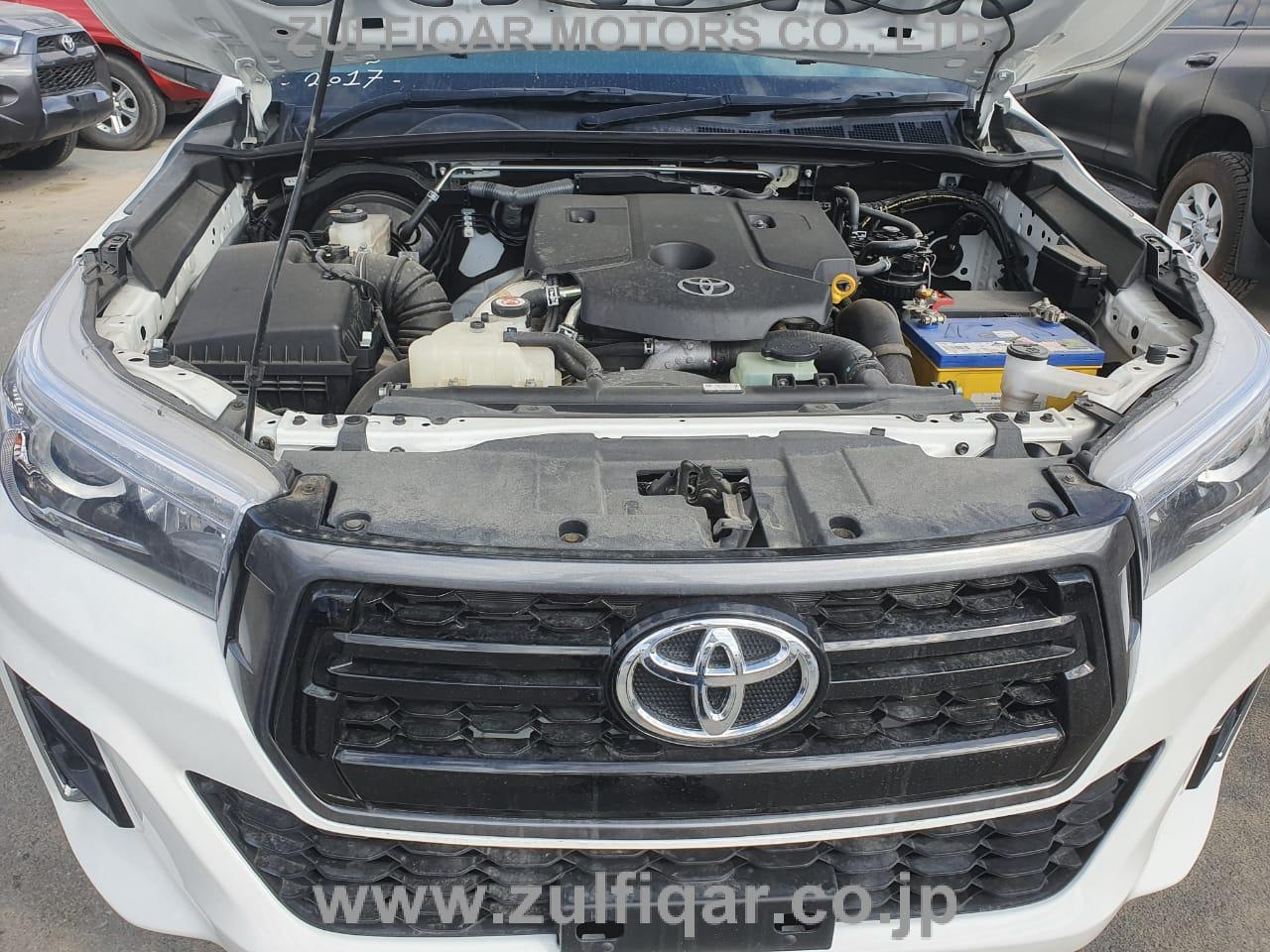 TOYOTA HILUX PICK UP 2017 Image 9