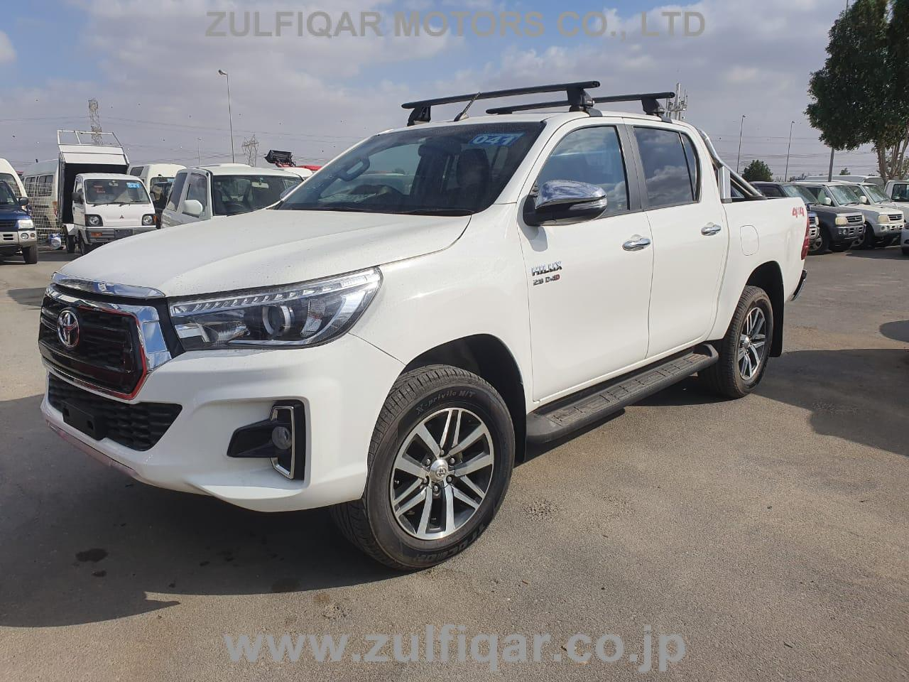 TOYOTA HILUX PICK UP 2016 Image 5