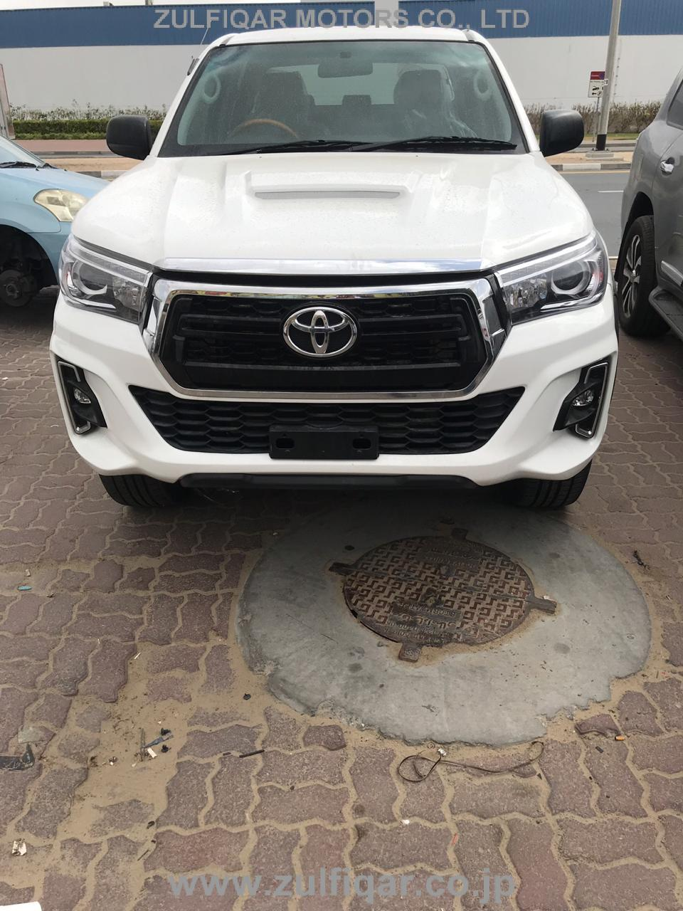 TOYOTA HILUX PICK UP 2016 Image 1