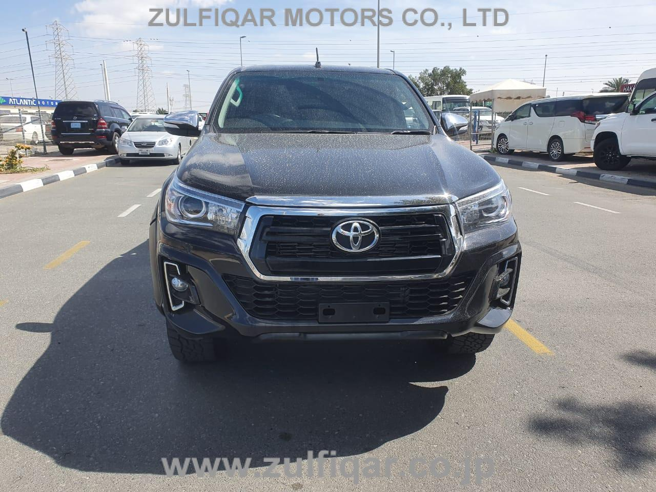 TOYOTA HILUX PICK UP 2017 Image 5