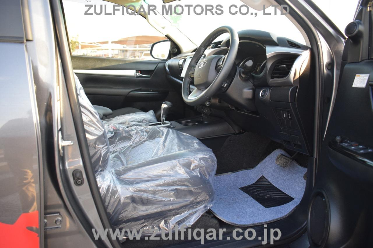 TOYOTA HILUX PICK UP 2016 Image 10
