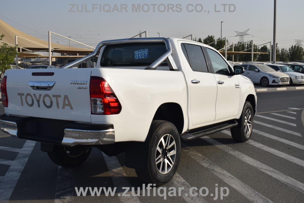 TOYOTA HILUX PICK UP 2017 Image 10