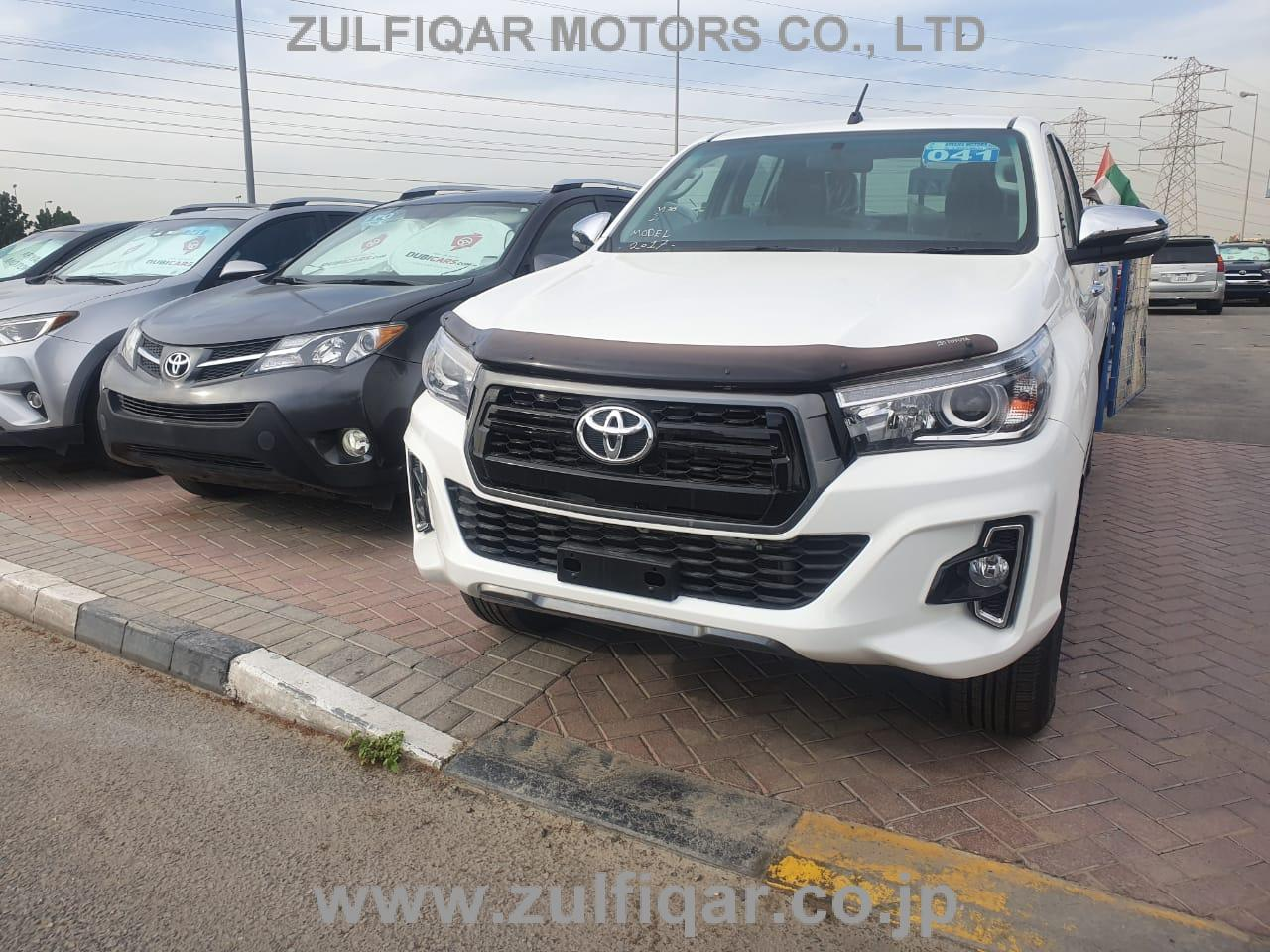 TOYOTA HILUX PICK UP 2017 Image 7