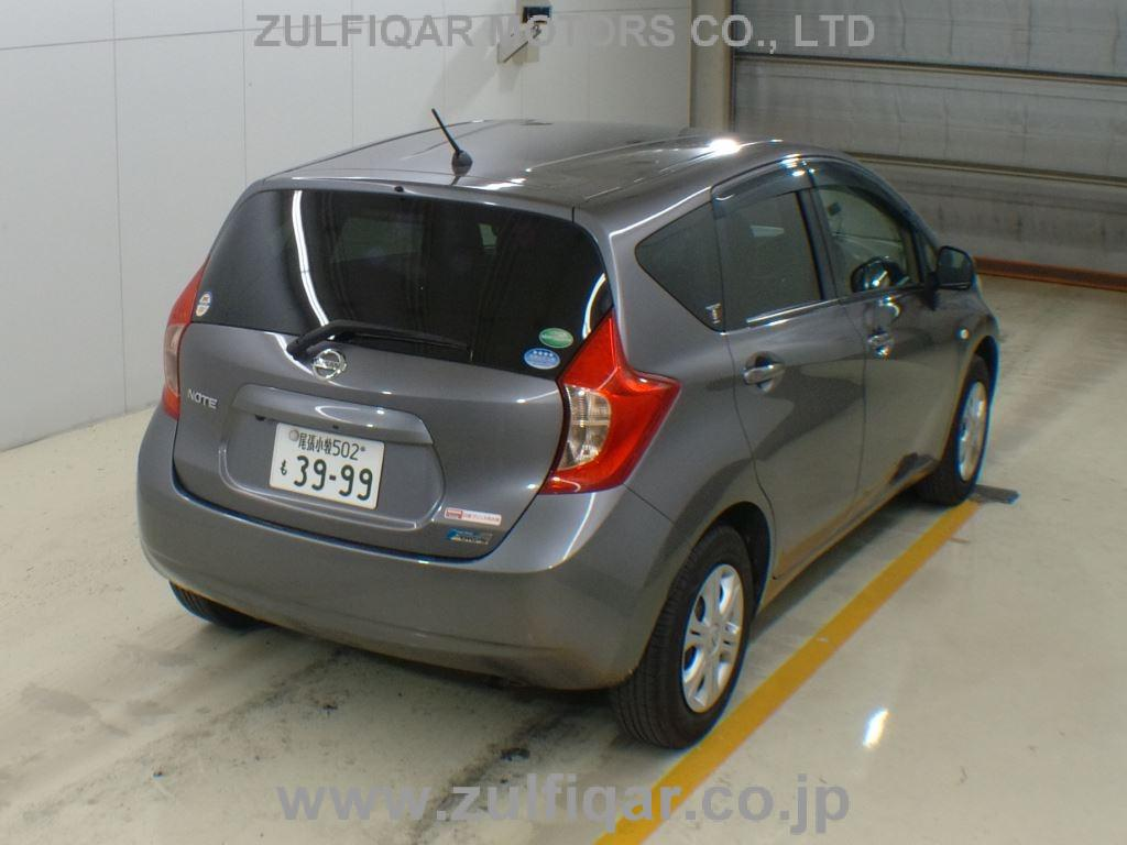 NISSAN NOTE 2014 Image 4