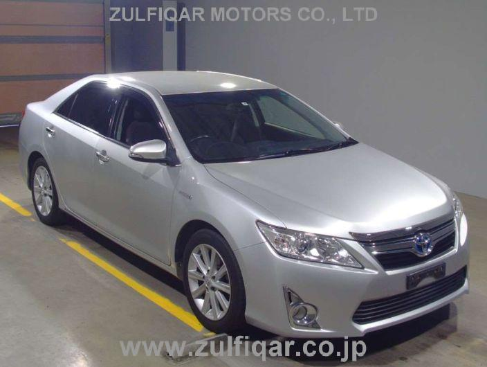 TOYOTA CAMRY 2013 Image 1