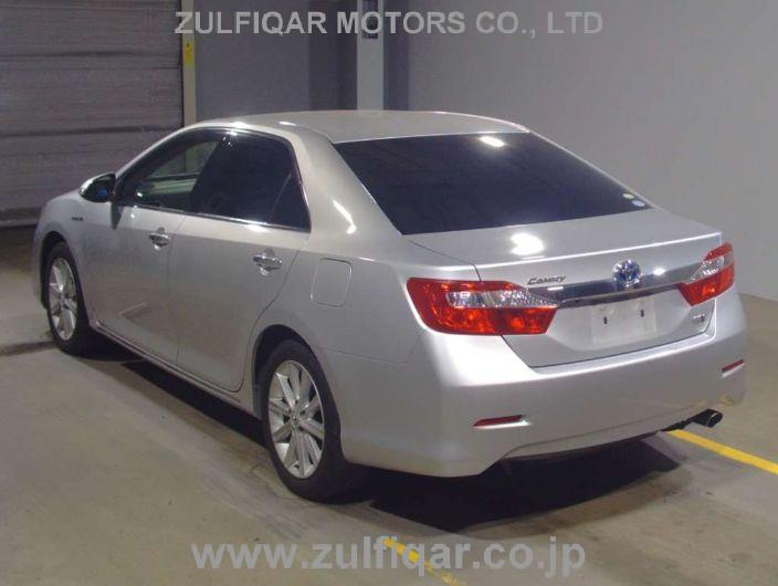 TOYOTA CAMRY 2013 Image 2