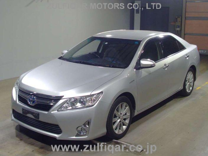 TOYOTA CAMRY 2013 Image 3
