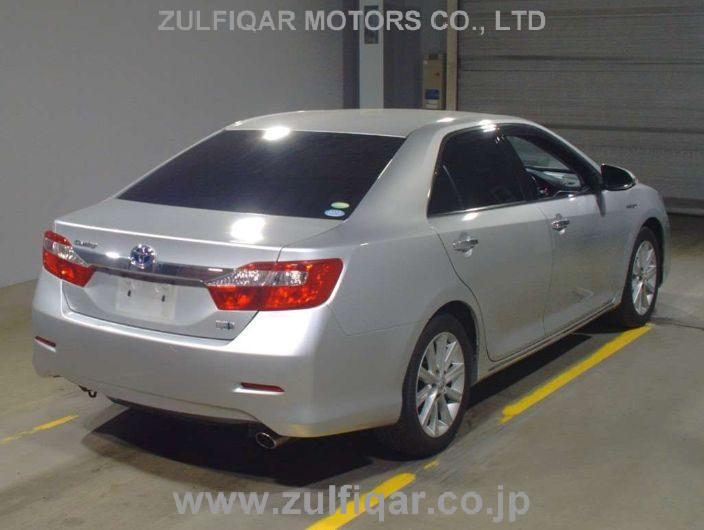 TOYOTA CAMRY 2013 Image 4