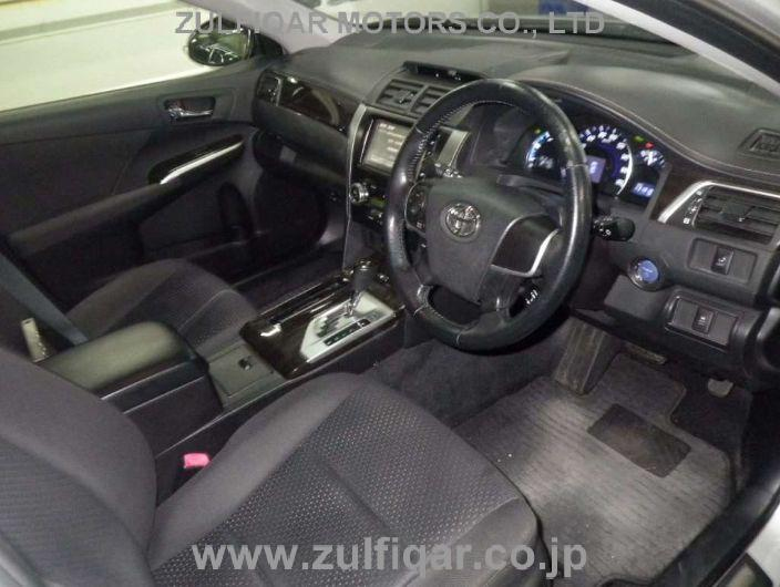 TOYOTA CAMRY 2013 Image 5