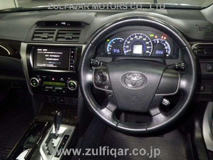 TOYOTA CAMRY 2013 Image 6