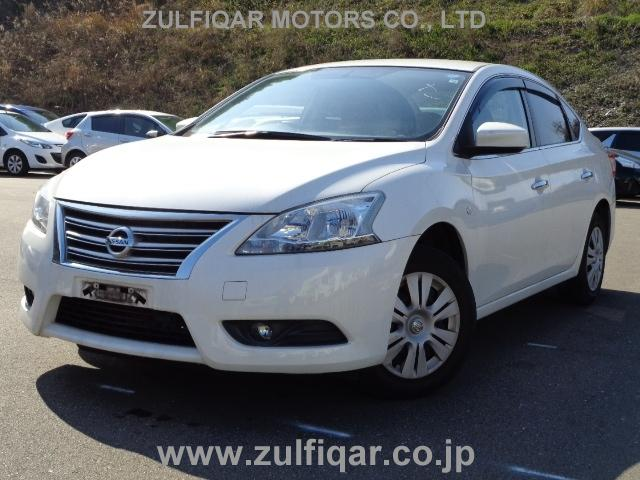 NISSAN SYLPHY 2014 Image 1