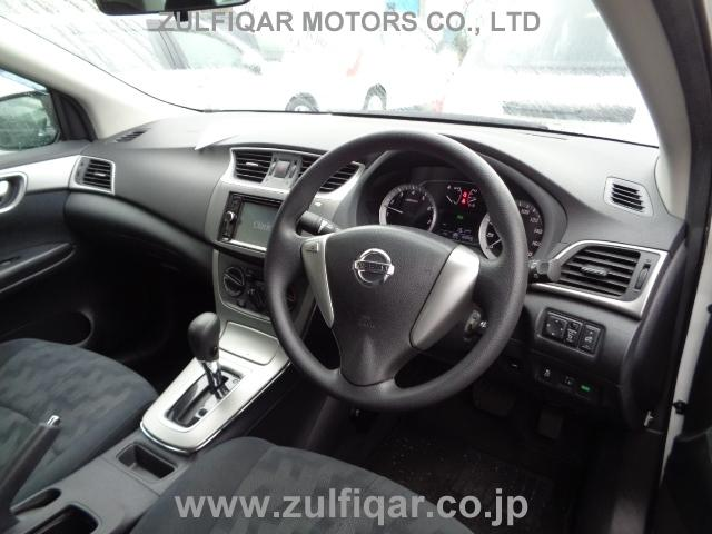 NISSAN SYLPHY 2014 Image 11
