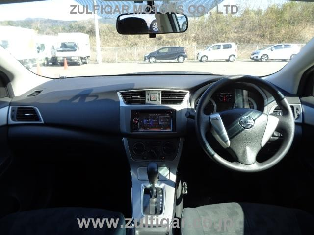 NISSAN SYLPHY 2014 Image 3