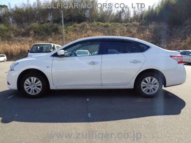 NISSAN SYLPHY 2014 Image 5