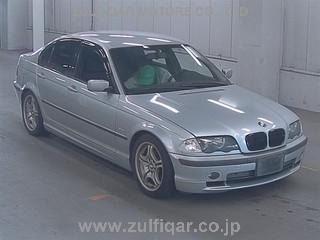 BMW 3 SERIES 2000 Image 1