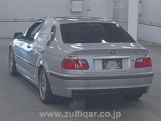 BMW 3 SERIES 2000 Image 2
