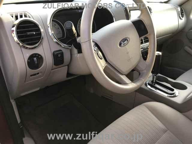 FORD EXPLORER 2007 Image 3