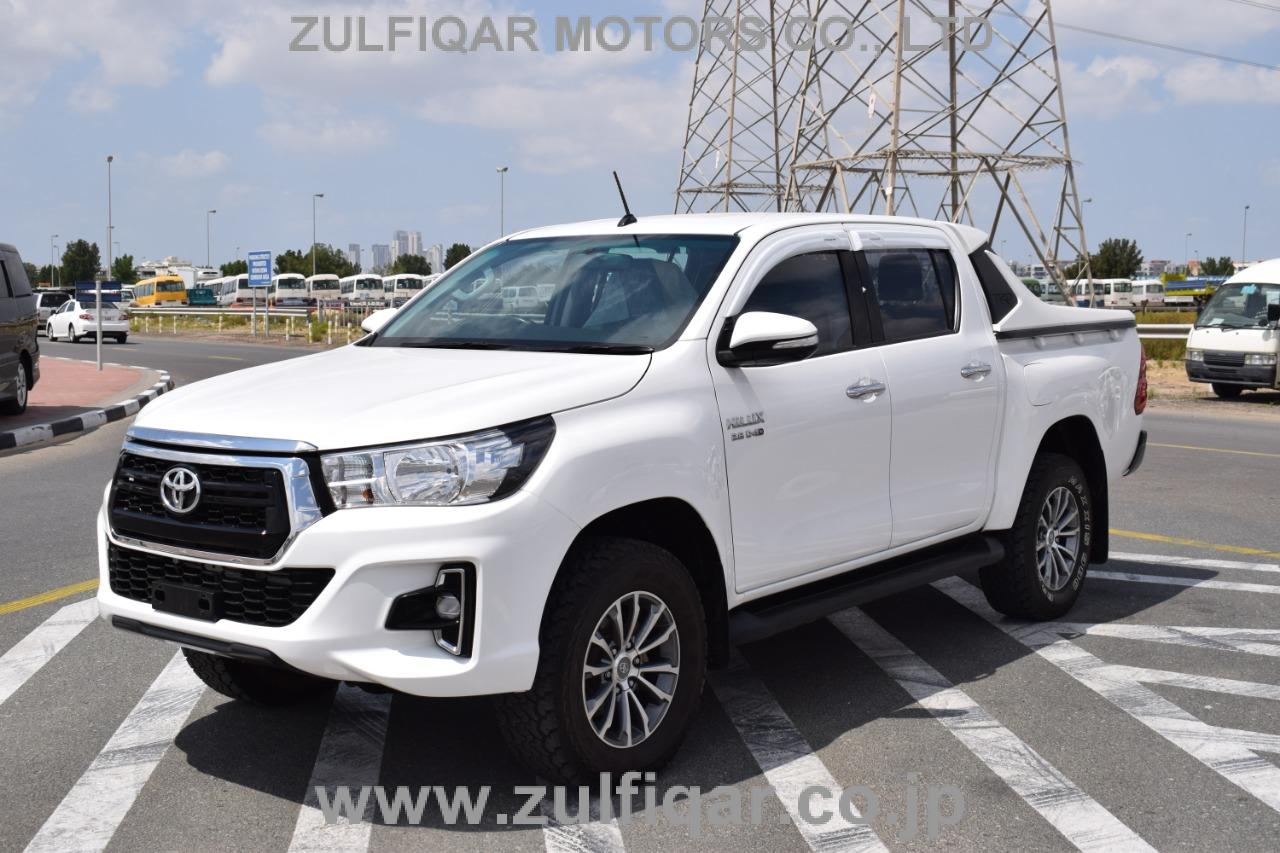 TOYOTA HILUX PICK UP 2016 Image 11