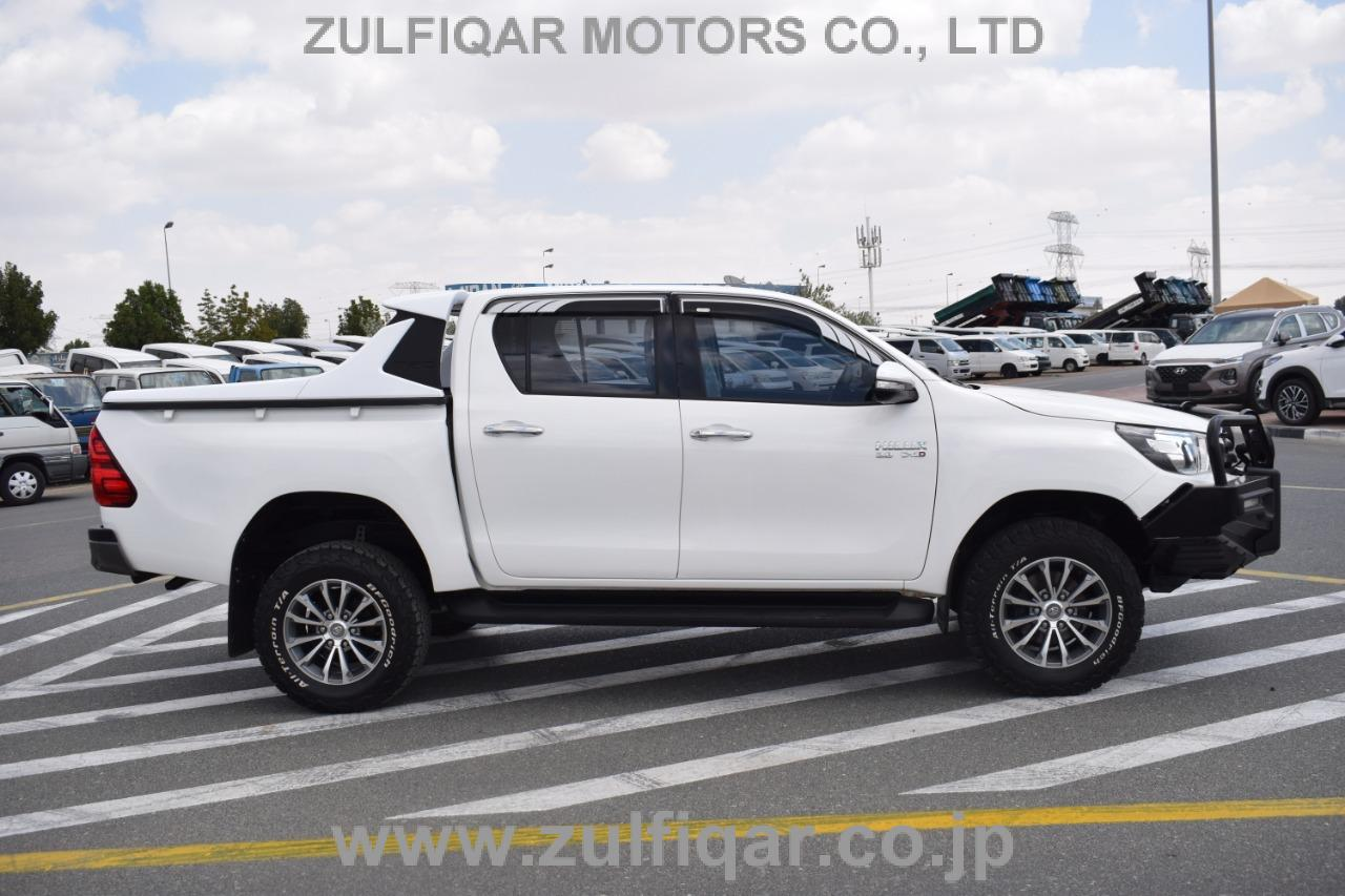 TOYOTA HILUX PICK UP 2016 Image 19