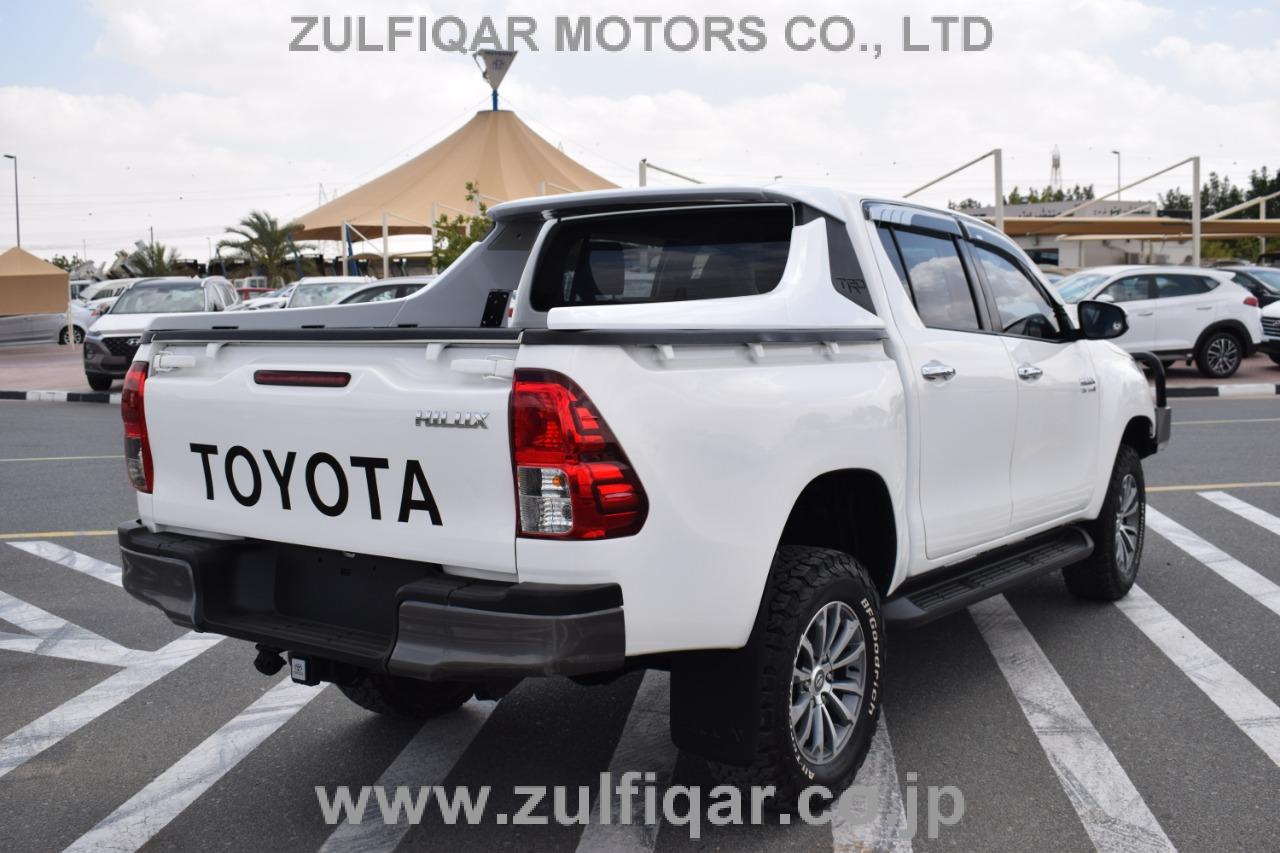 TOYOTA HILUX PICK UP 2016 Image 20