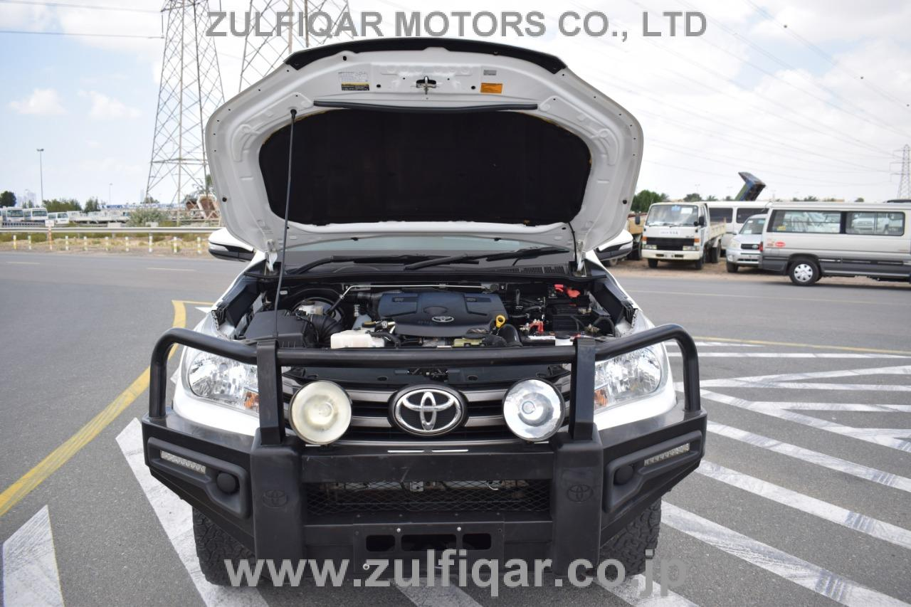 TOYOTA HILUX PICK UP 2016 Image 22