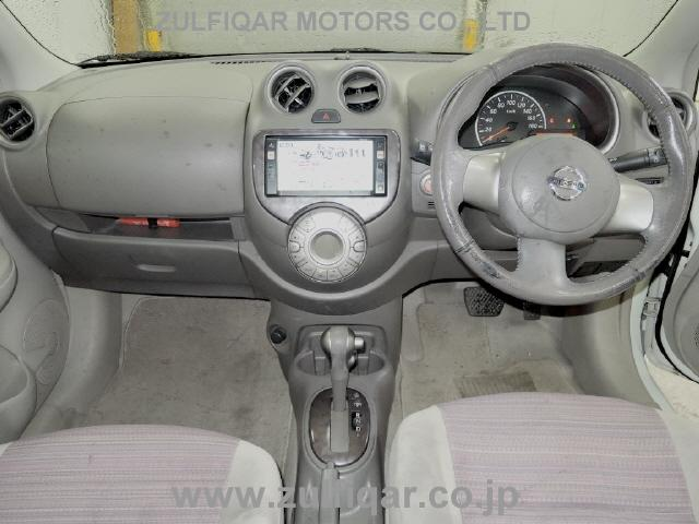 NISSAN MARCH 2012 Image 3