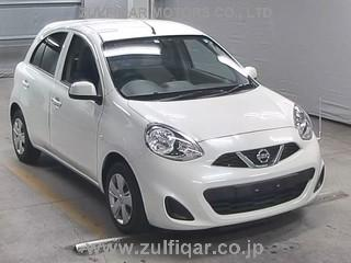 NISSAN MARCH 2013 Image 1