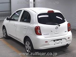 NISSAN MARCH 2013 Image 2