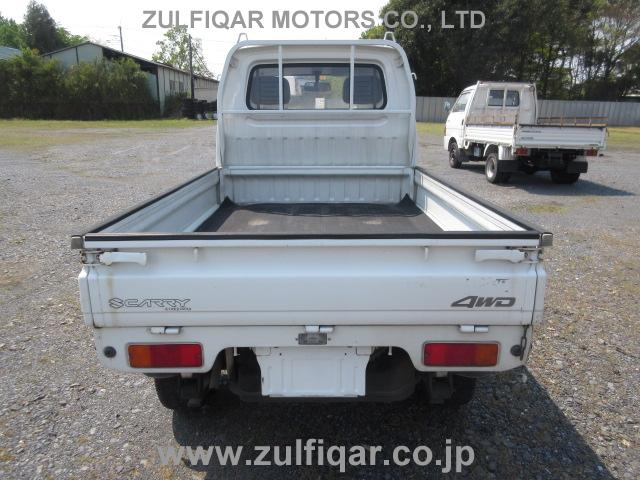 SUZUKI CARRY TRUCK 1994 Image 4